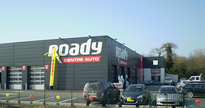 Photo Centre Auto Roady Pleurtuit
